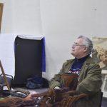 Анатолий Паншин, резьба на #фсд18