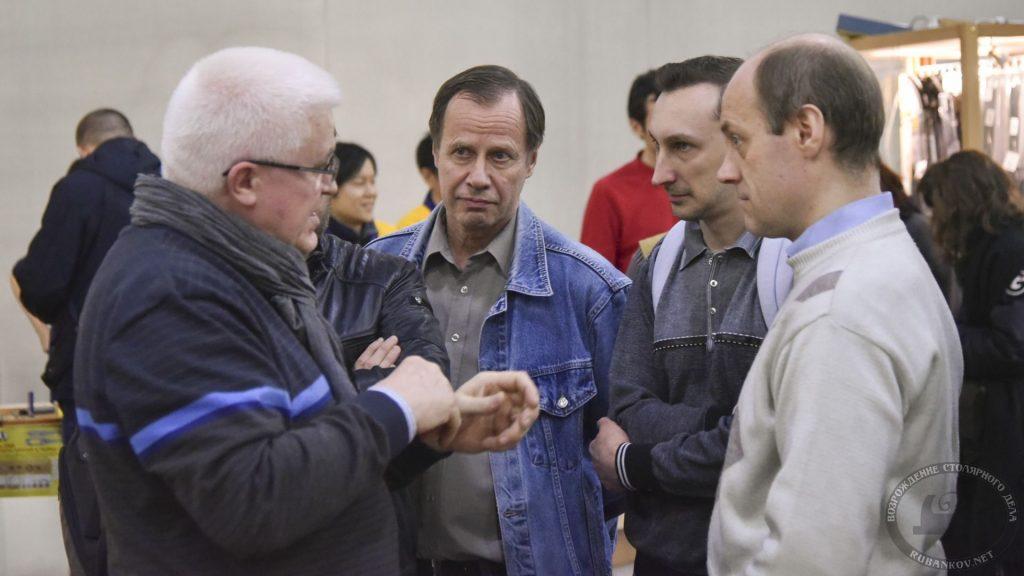Николай Шлёнов (слева), #фсд18