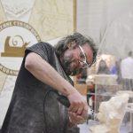 Кирилл Баир, мастер-класс деревянной скульптуры, #фсд18