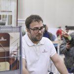 Максим Лифашин, мастер-классы на стенде Лак-Премьер (Borma), #фсд18
