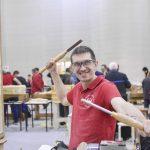 Андрей Громов, мастер-классы токарное дело на #фсд18