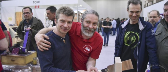 Михаил Кучук (HeArtWood) и Алексей Дейкин