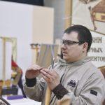 Дмитрий Пушин, токарная школа Rubankov на #фсд18
