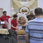Аукцион на #фсд18 , лот - Плакат с подписью Всеволода Полтавцева