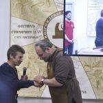 Михаил Кучук поздравляет Всеволода Полтавцева с днем рождения, #фсд18