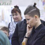 Юлия Зайцева, ученица Дмитрия Пушина, токарное дело #фсд18