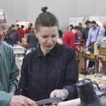 Маури Кекконен и Юлия Зайцева, обмен опытом на #фсд18