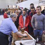 Федор Жильцов мастер-класс работа с шеллачными покрытиями