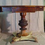 Стол подлежащий реставрации, Фото взяты с сайта МГХПА им.Строганова