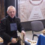 Леонид Хазов, мастер-класс изготовление ложек