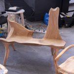 скамейка от Никиты Якутина