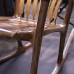 Кресла качалки от @GIArockingchairs