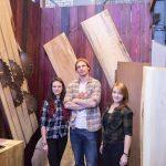 Диана Андреева, Семен Щербак и Людмила Распутина (ESS-Wood)