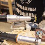 бормашинки на стенде Дело в Профиле