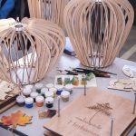 изделия мастерской LightsWood и Herbarium
