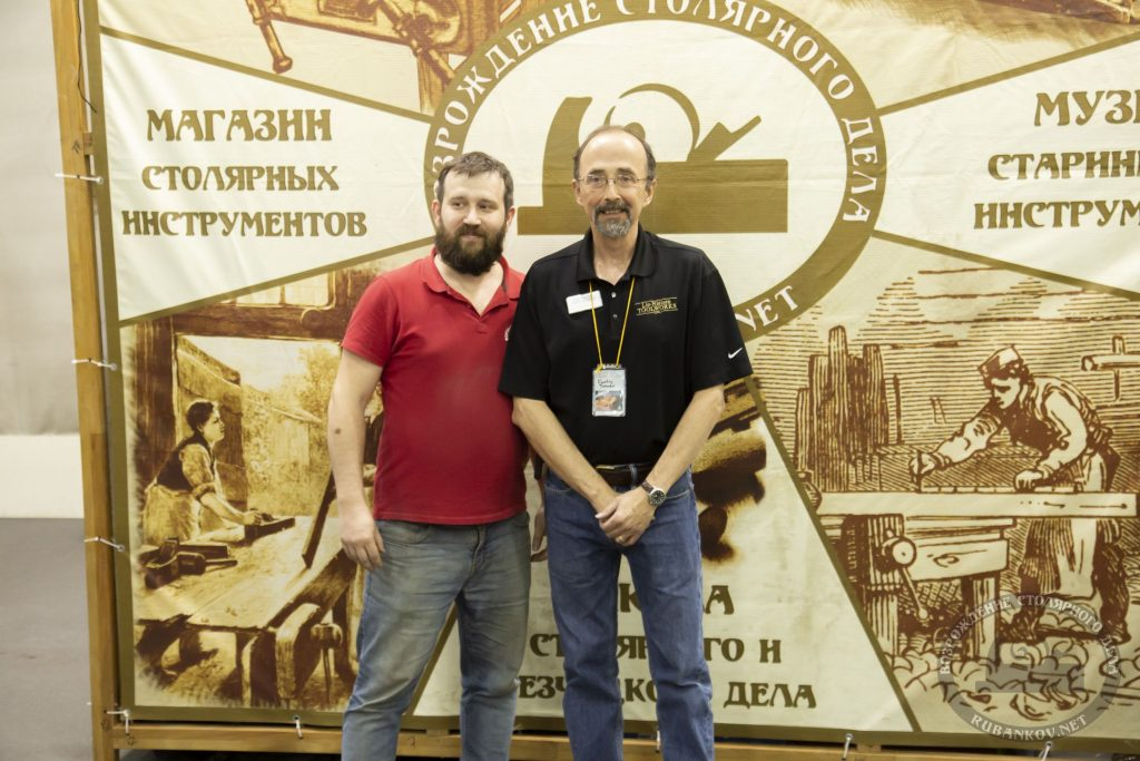 Александр Савин и Кёртис Тёрнер(ФСД19, Москва)