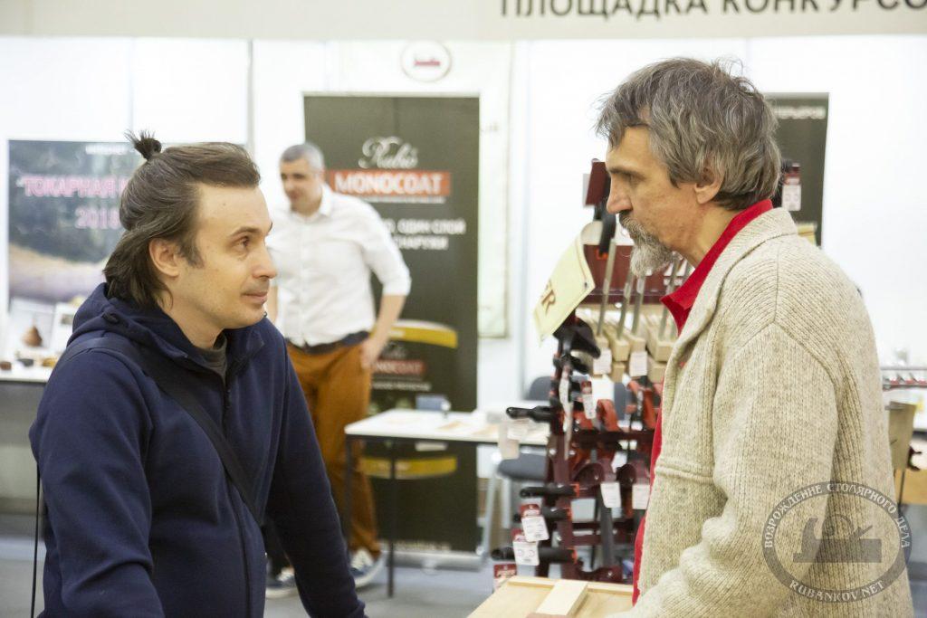 Филип Кесарев рассказывает о японском инструменте (ФСД19, Москва)