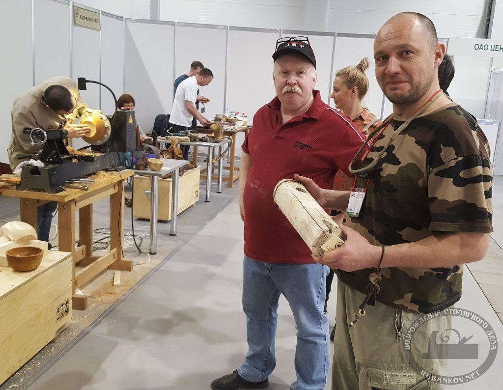 Георгий Макаров и Михаил Кича (ФСД в Краснодаре)