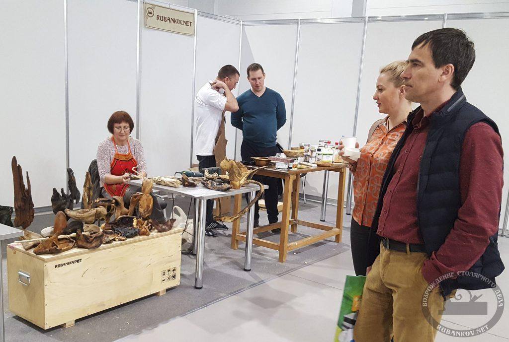 мастерская Татьяны Трушевой на ФСД19 в Краснодаре