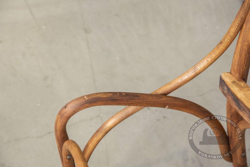 стул под первым слоем масла, ФСД19 в СПб