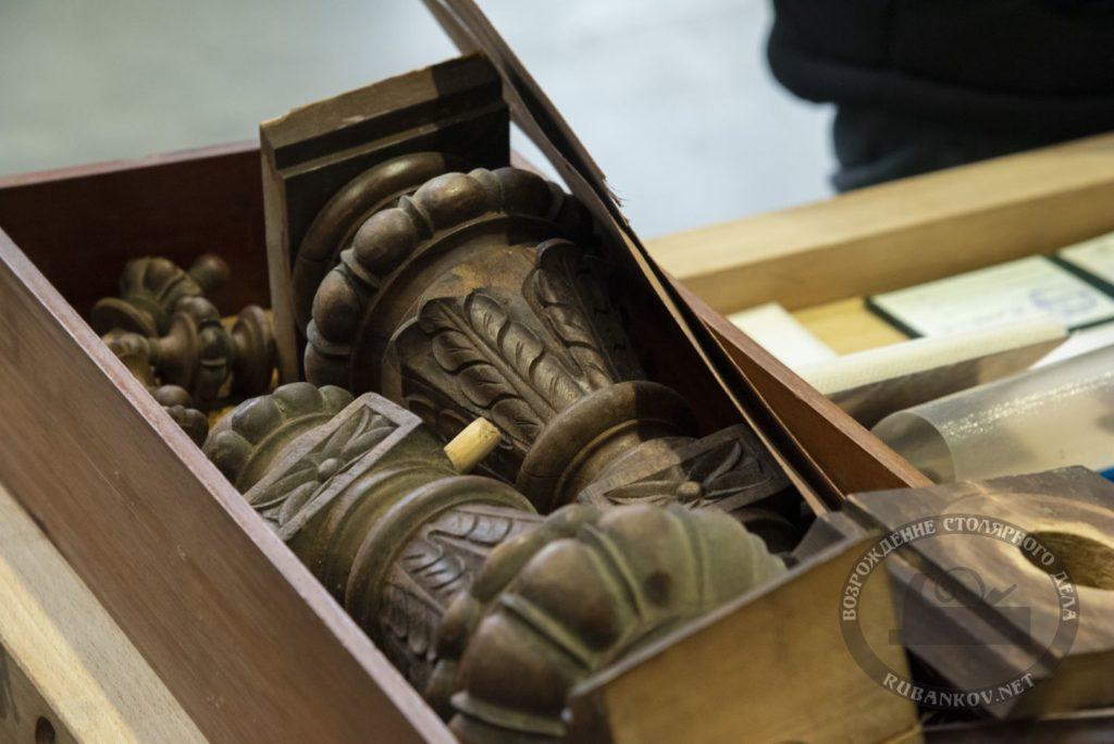 реставрация деревянных изделий на ФСД19 в СПб
