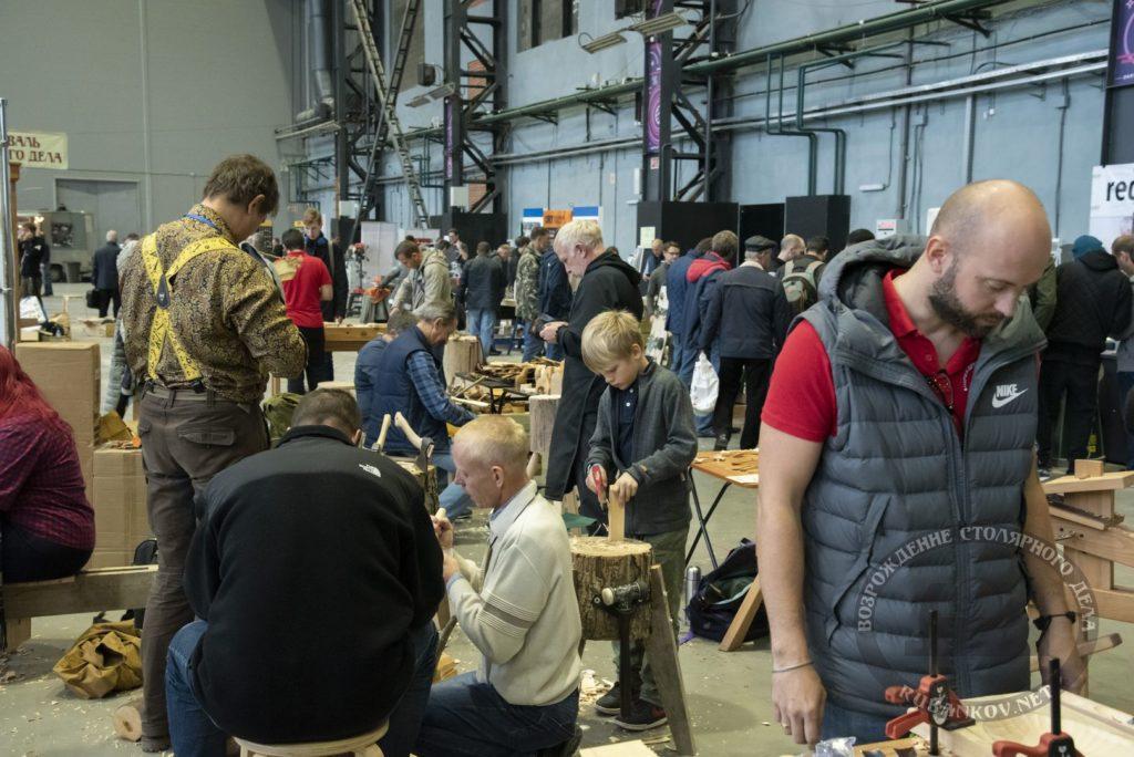 Фестиваль деревянной ложки, на ФСД19 в СПб