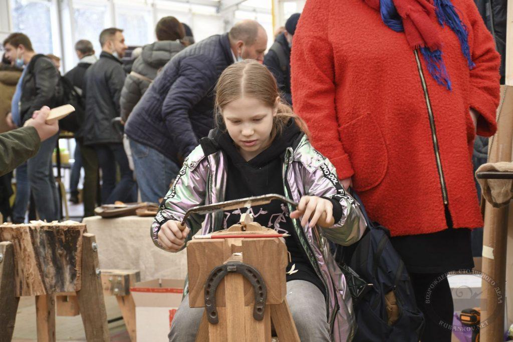 работа скобелем на ФСД21, Москва
