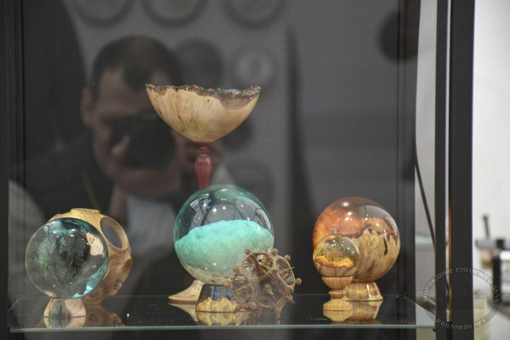точеные шары на ФСД21, Москва