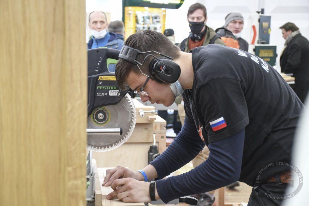 конкурсанты worldskills на ФСД21, Москва
