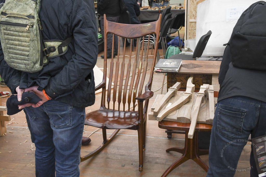 кресло качалка на ФСД21, Москва