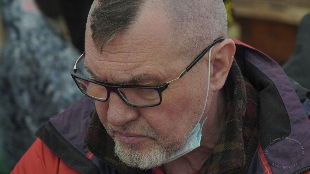 Иван Бочков на ФСД21, Москва