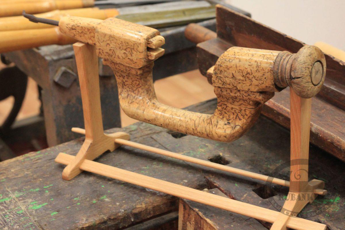 Коловорот деревянный