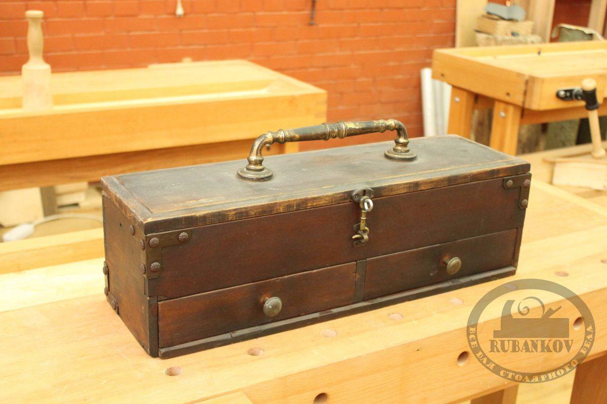 Ящик инструментальный