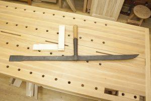 Bisaigue - плотницкая стамеска