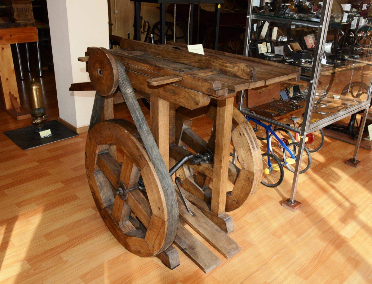 Музей старинной техники и инструментов в Нижнем Новгороде