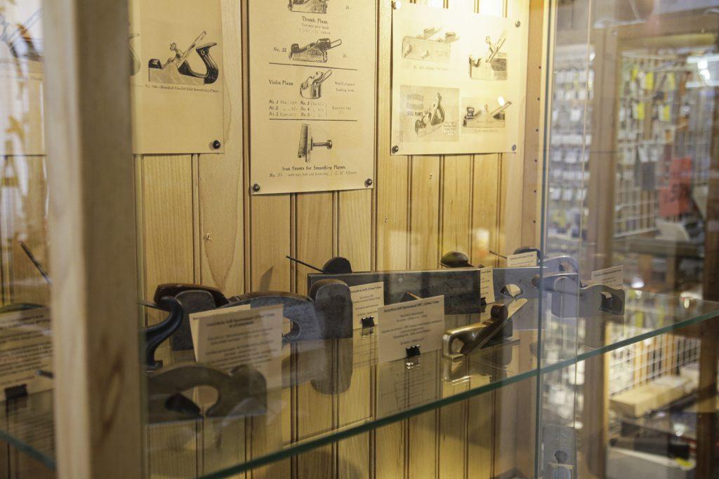 выставка рубанков Infill planes в Москве