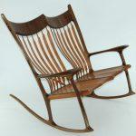 Кресло качалка двойное
