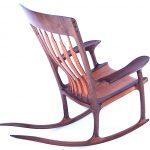 Кресло Качалка в стиле Малуфа