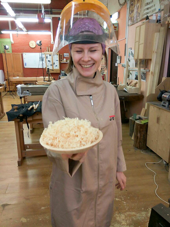 Курс «Точение деревянной посуды»