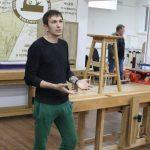 Андрей Громов - токарных дел мастер
