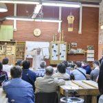День открытых дверей в Столярной Школе RubankovДень открытых дверей в Столярной Школе Rubankov