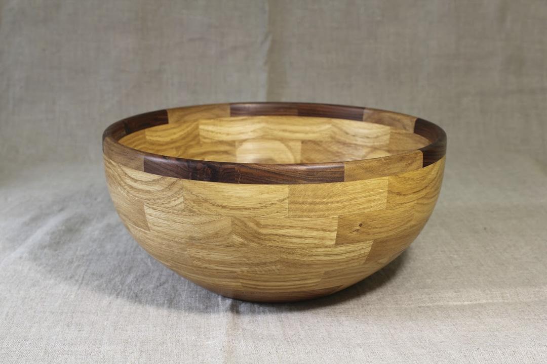 Курс — Точение деревянной тарелки, чаши (лобовое точение)