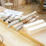 Набор инструментов для токарного курса