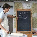 Виктор рассказывает о основах точения в центрах