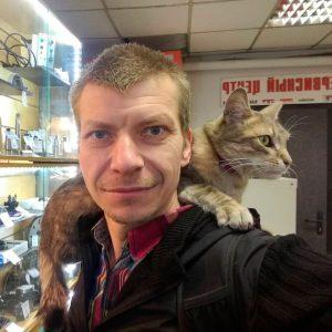 Михаил Кучук - ведущий канала HeartWood