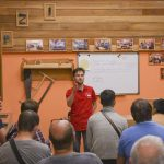 Сергей Клейн знакомит со столярной школой rubankov