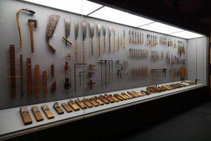 Такенака - Японский музей плотницких инструментов