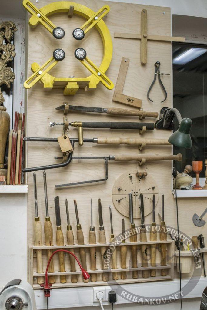 Токарные инструменты
