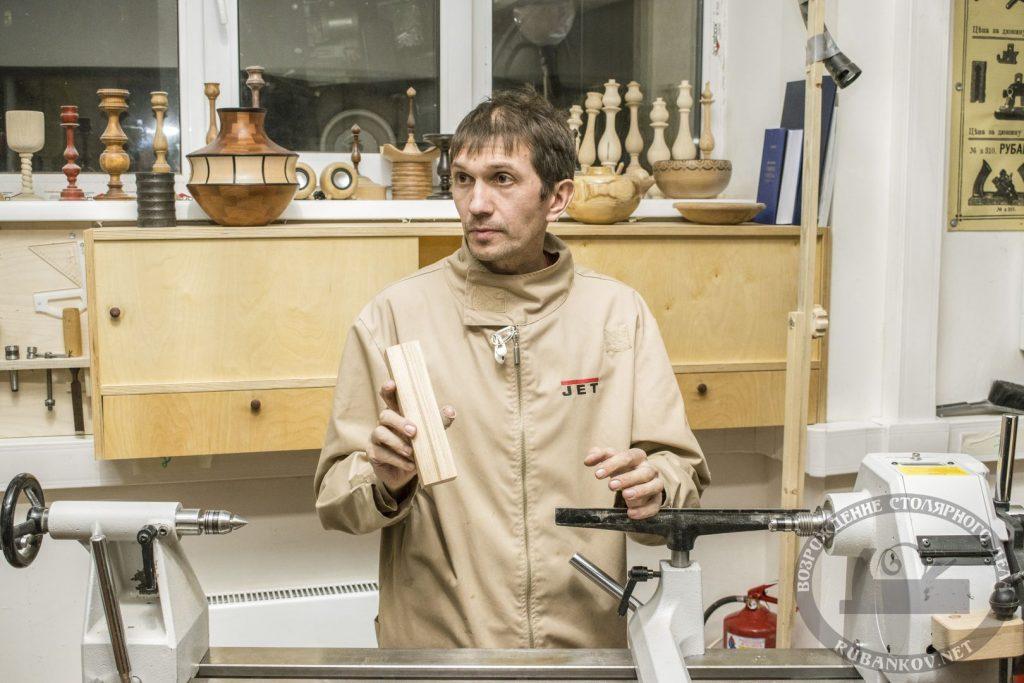Андрей Громов о разметке токарных заготовок