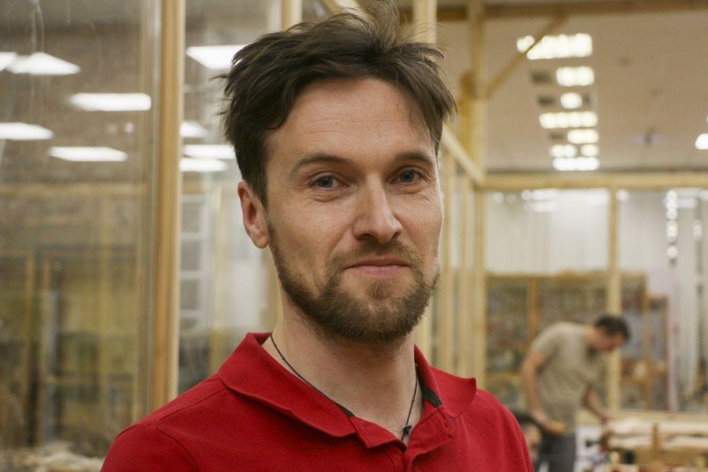 Сергей Клейн, преподаватель курса